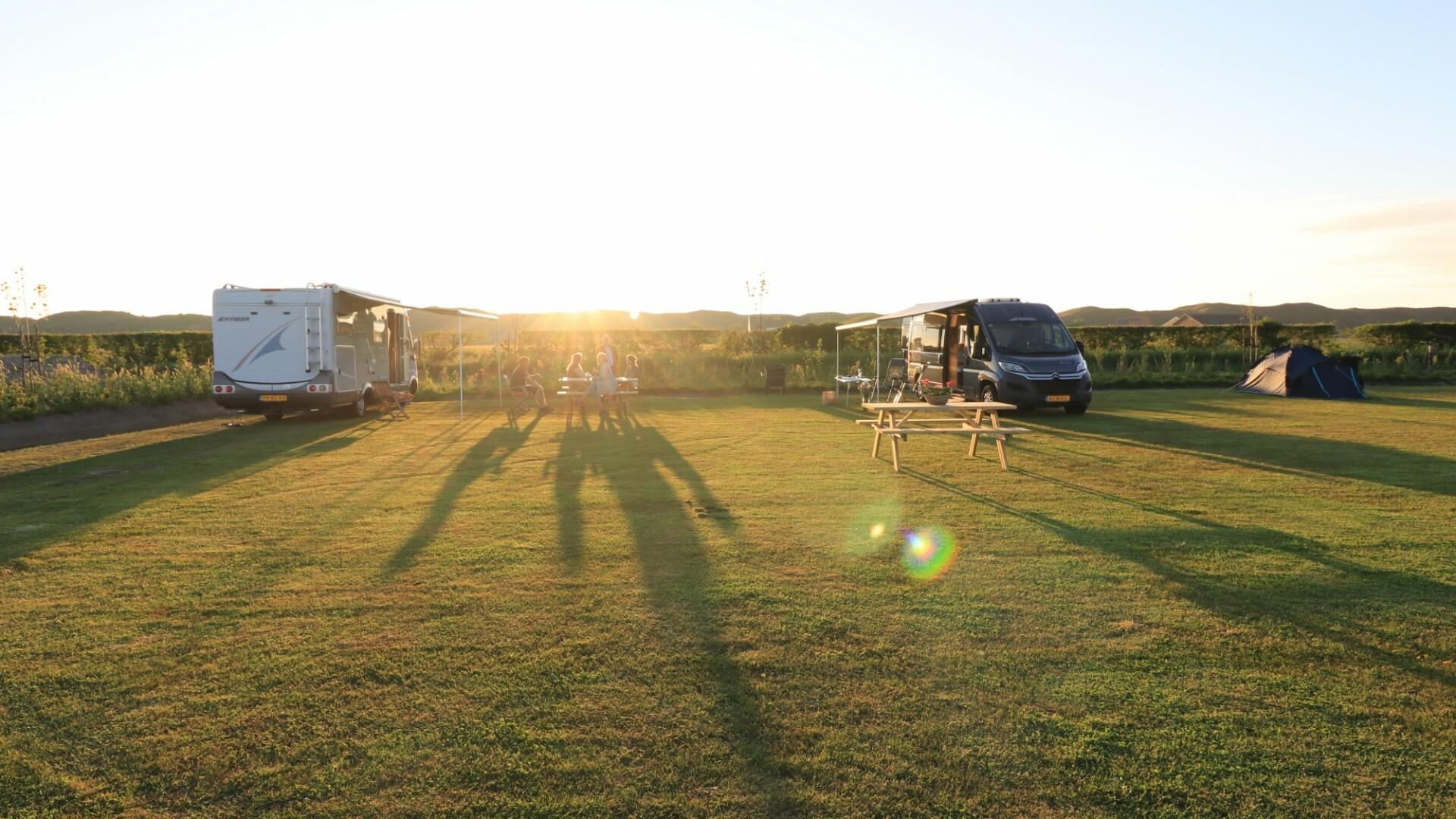 Camping Slufterhoeve boerencamping met camperplaatsen