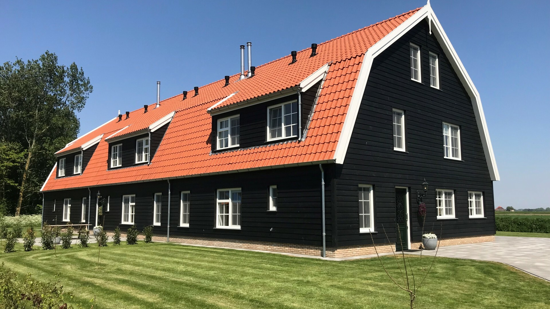 Groepsverblijf Nieuw Leven VVV Texel