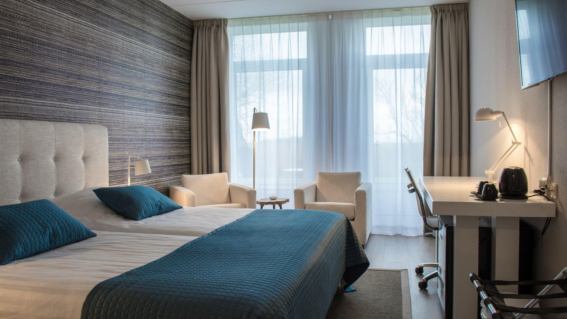 Hotel op Texel boeken molenbos VVV Texel Stefan Krofft