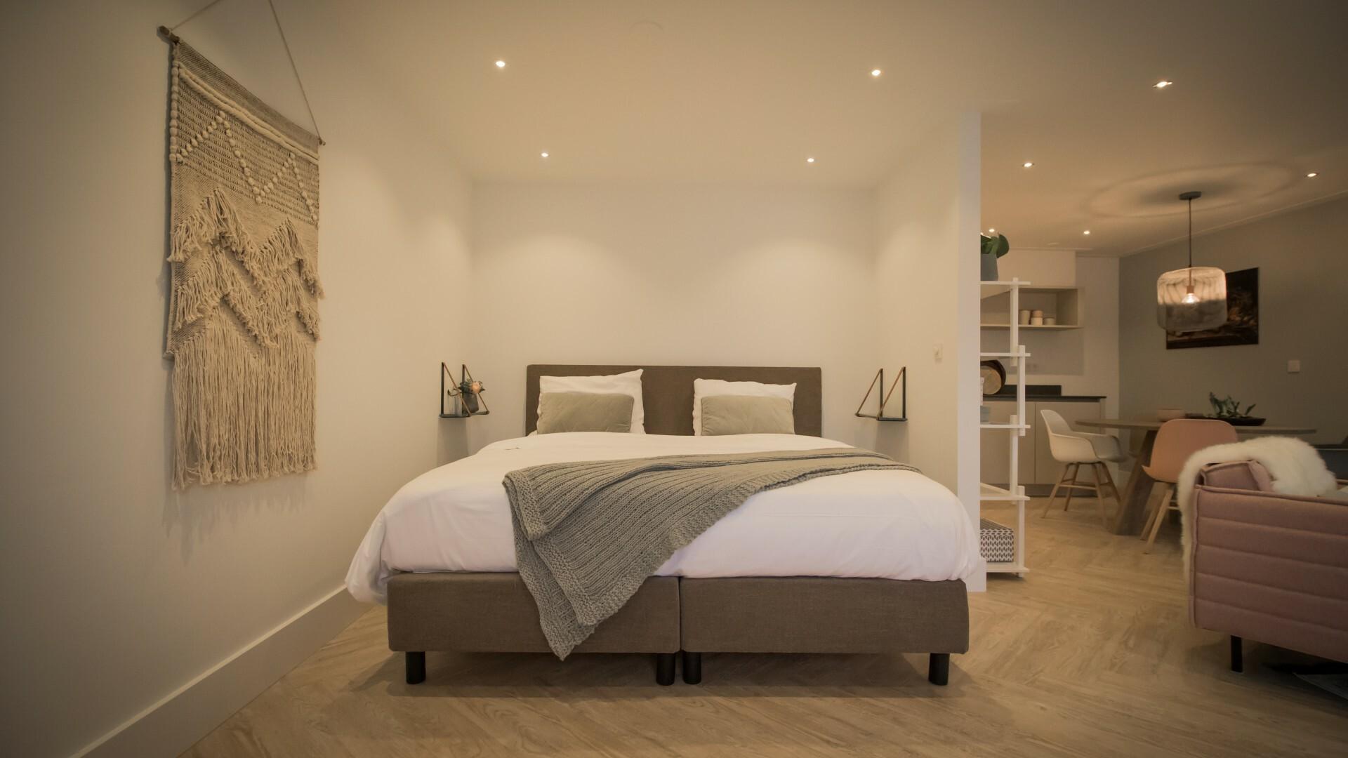 Suite van Hotel Tesselhof VVV Texel