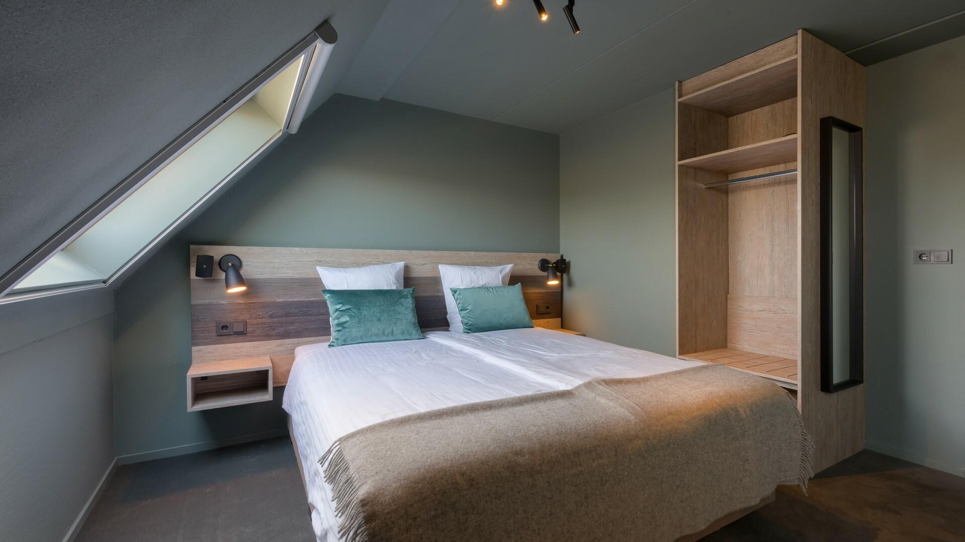 Hotelkamer Hotel Prins Hendrik VVV Texel