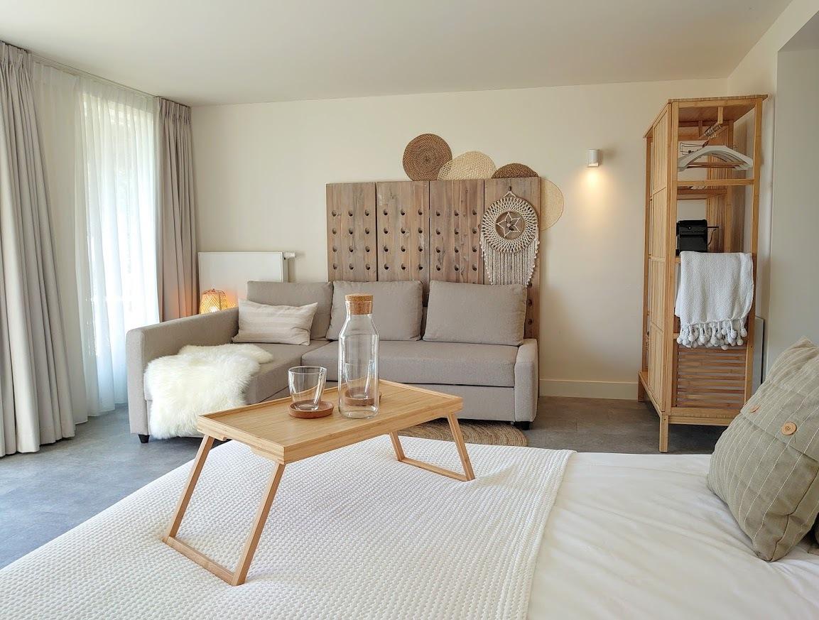 Suite bed met ontbijt Op Oost VVV Texel