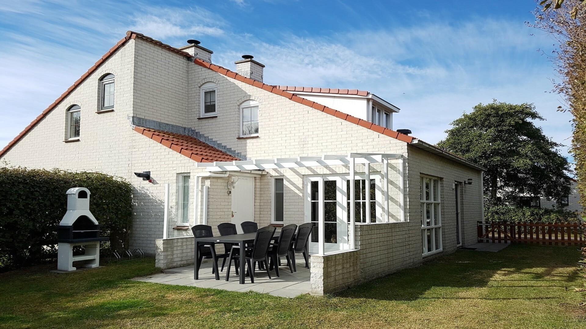 Vakantiehuis type D op De Krim in De Cocksdorp VVV Texel