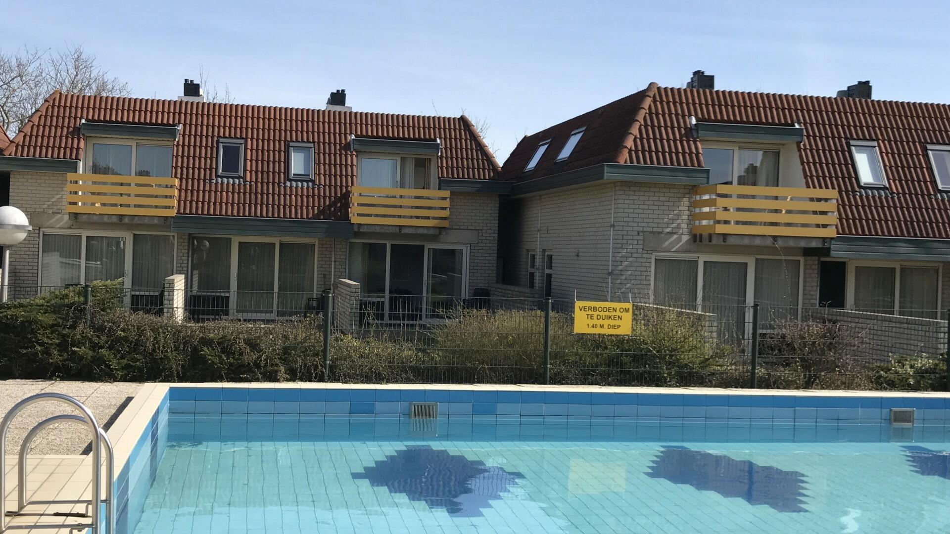Appartement Bosch en Zee met gemeenschappelijk zwembad VVV Texel