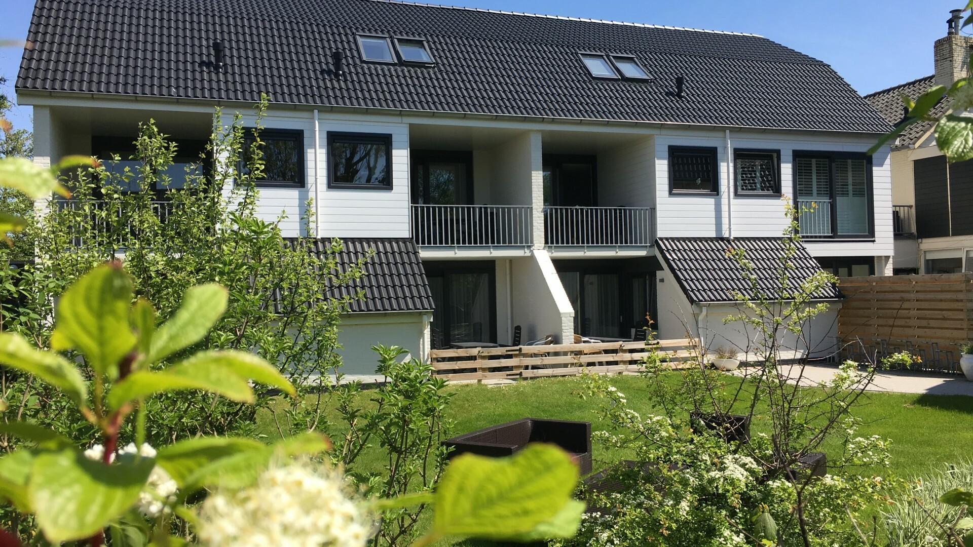 Appartement van Hotel De Zwaluw in De Koog VVV Texel
