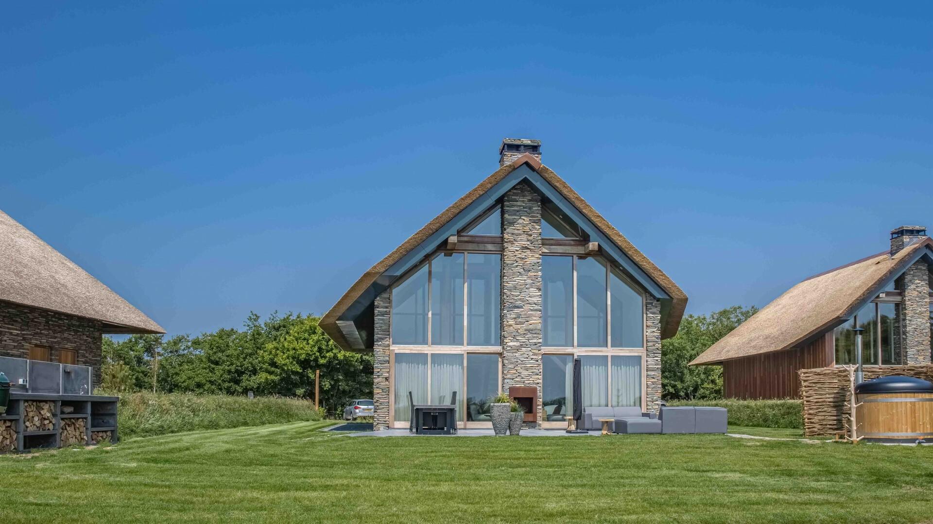 Buytenplaats Villa 187 VVV Texel