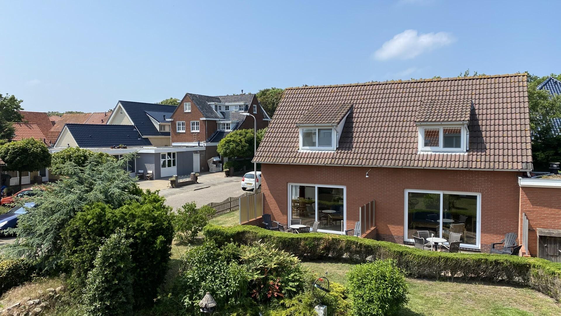 Geschakeld vakantiehuis De Leeuwerik VVV Texel