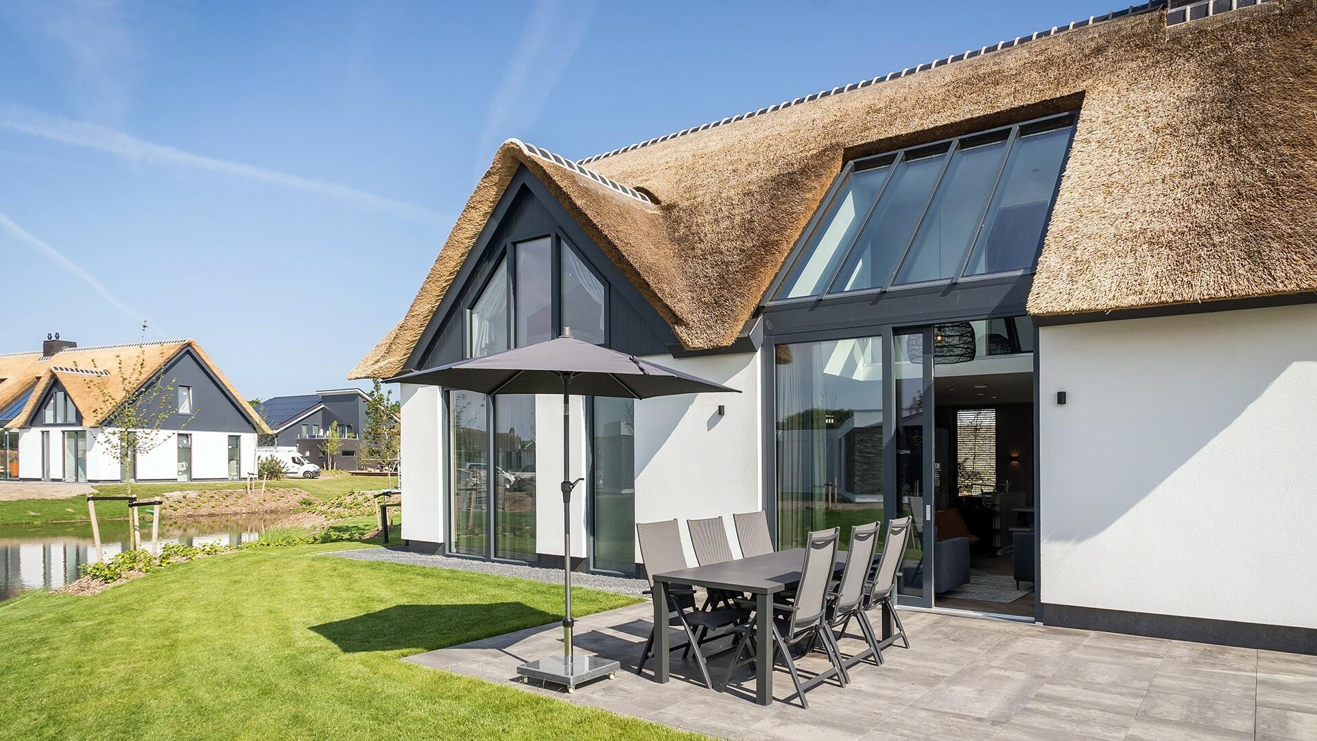 Luxe 6 persoons familievilla op Villapark De Koog VVV Texel