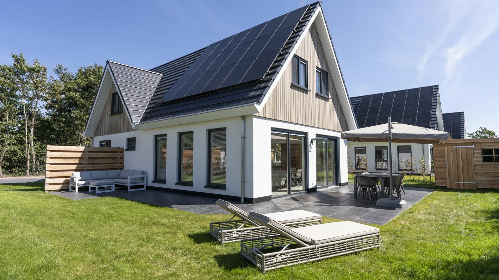 Luxe villa op So What 19 voor 8 personen VVV Texel