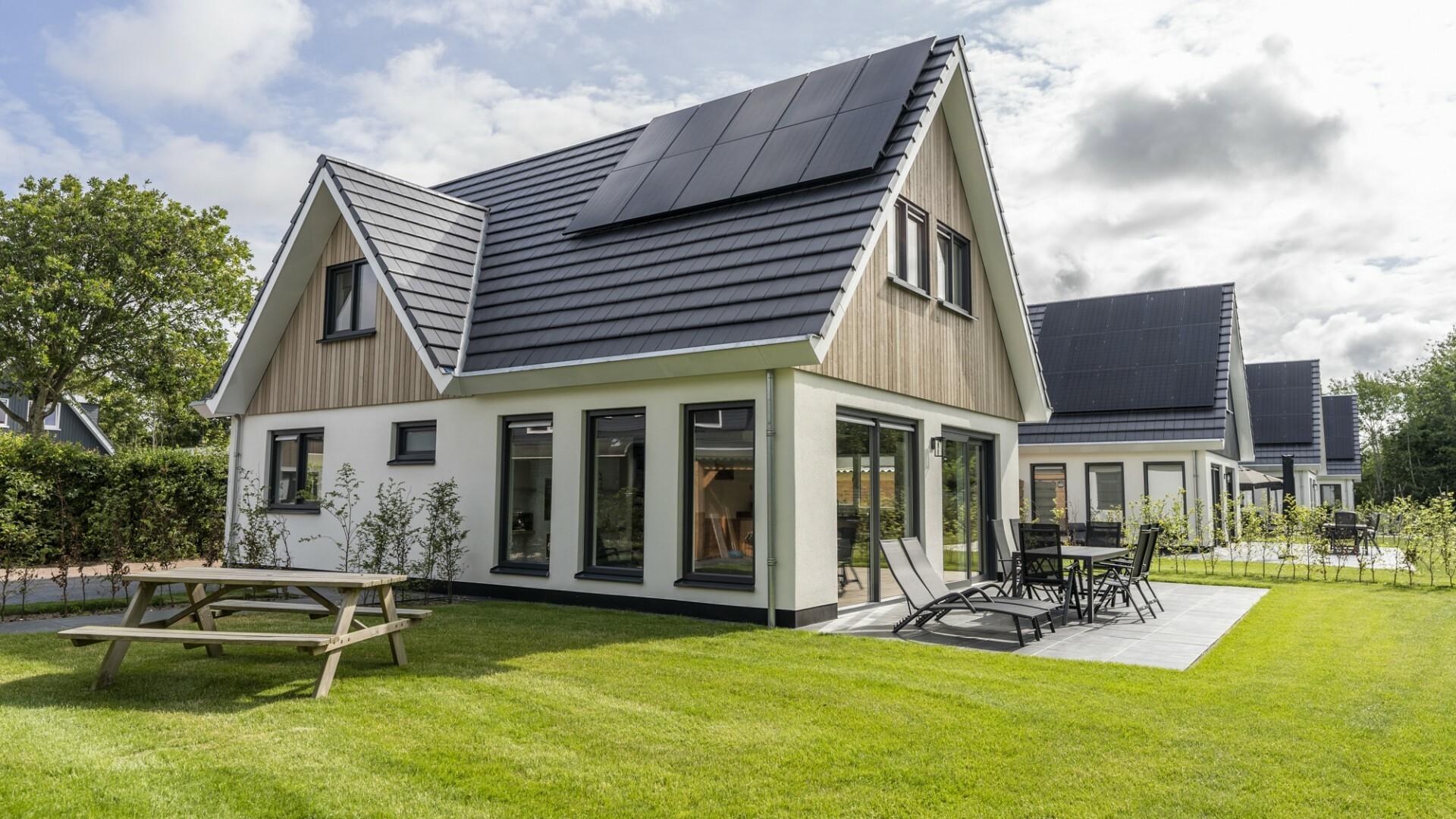 Modern vakantiehuis texel So What VVV Texel
