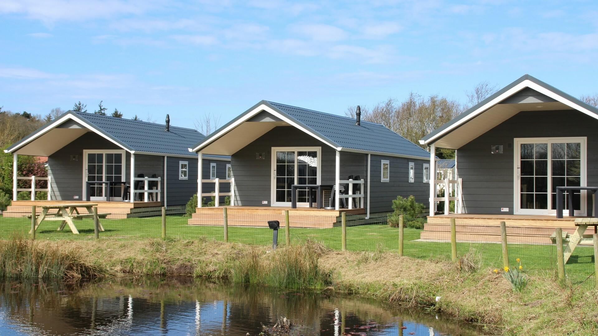 6 persoons lodge op Dennenoord VVV Texel