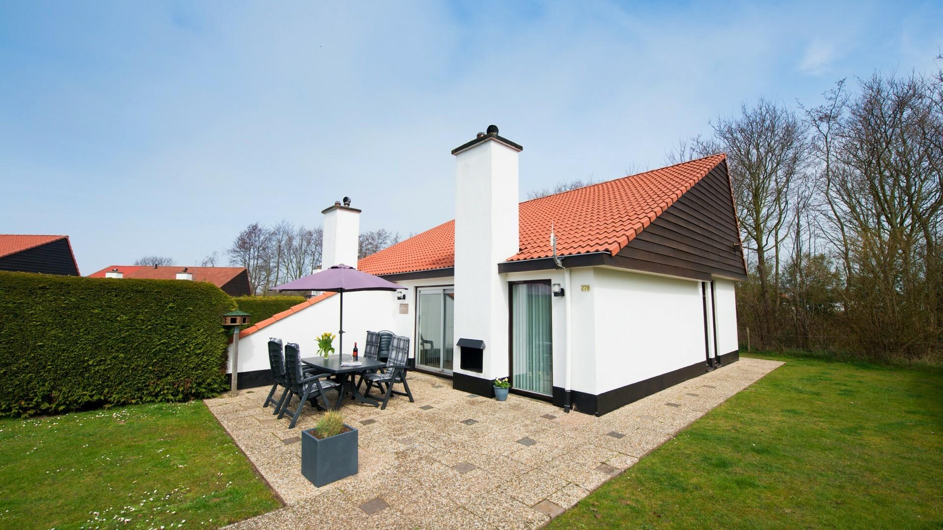Gortersmient 302 geschakeld vakantiehuis in De Dennen VVV Texel