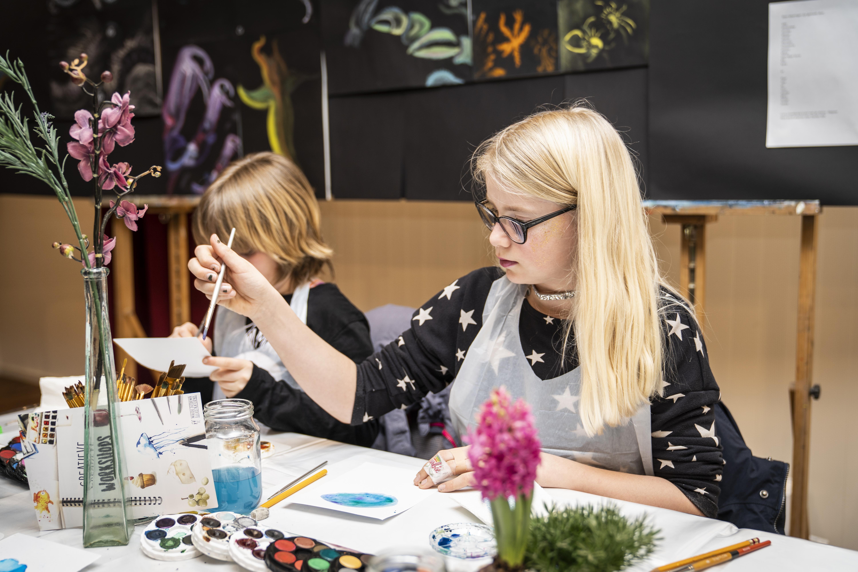 Workshop tijdens Cultuurnacht fotograaf Liselotte Schoo VVV Texel