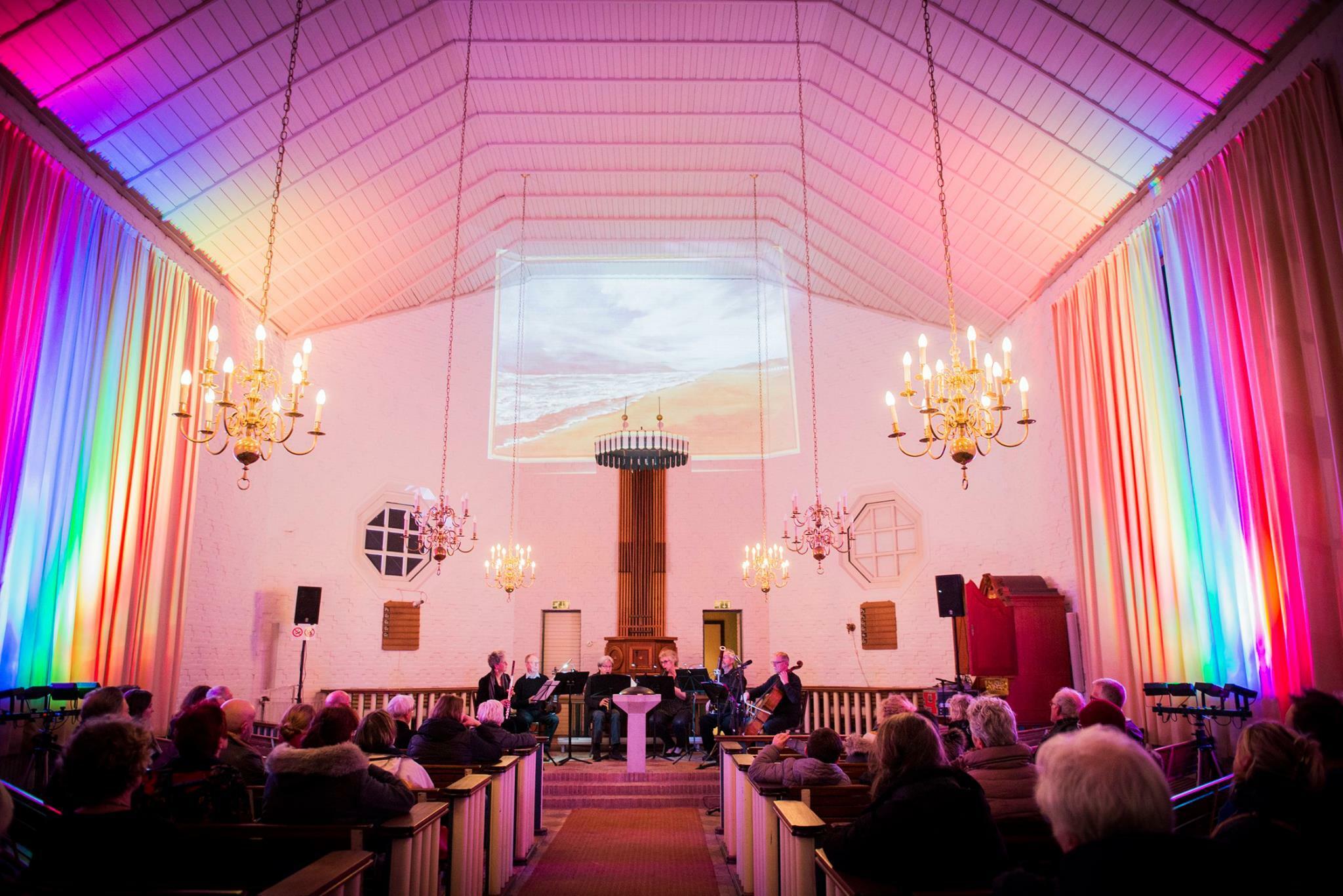 Cultuurnacht De Waal VVV Texel fotograaf Liselotte Schoo