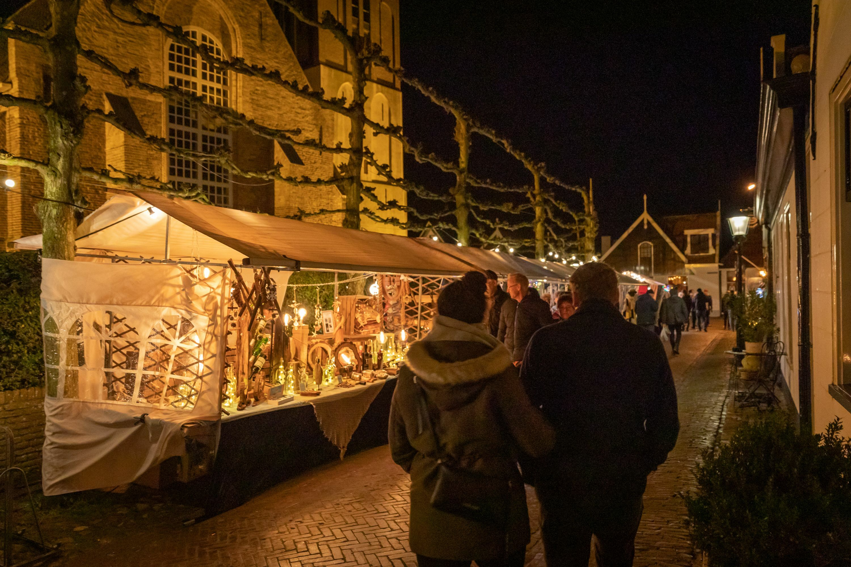 Kerstmarkt Oosterend fotograaf Evalien Weterings VVV Texel