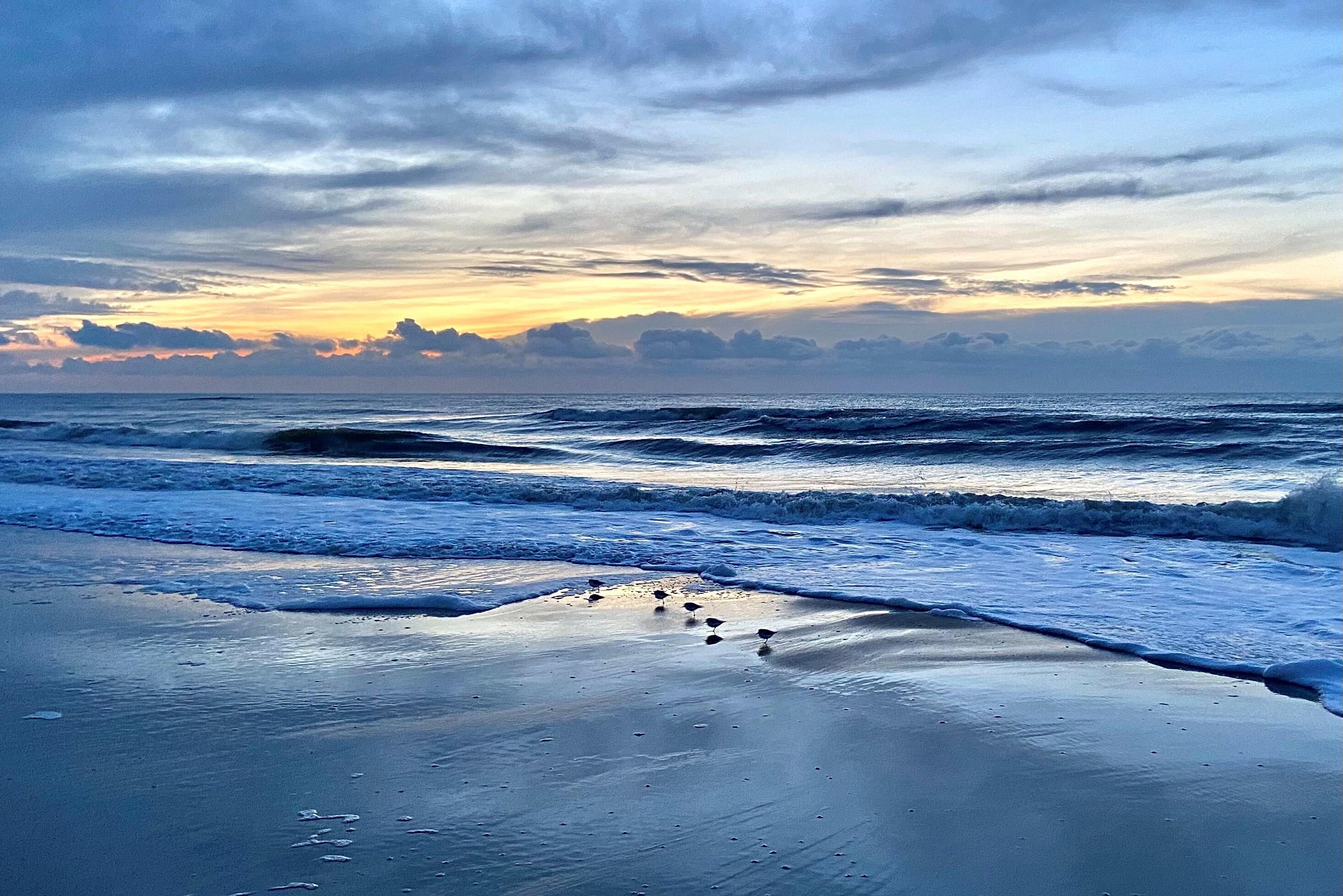 Noordzee in de winter fotowedstrijd VVV Texel Dielan Atrushi 1