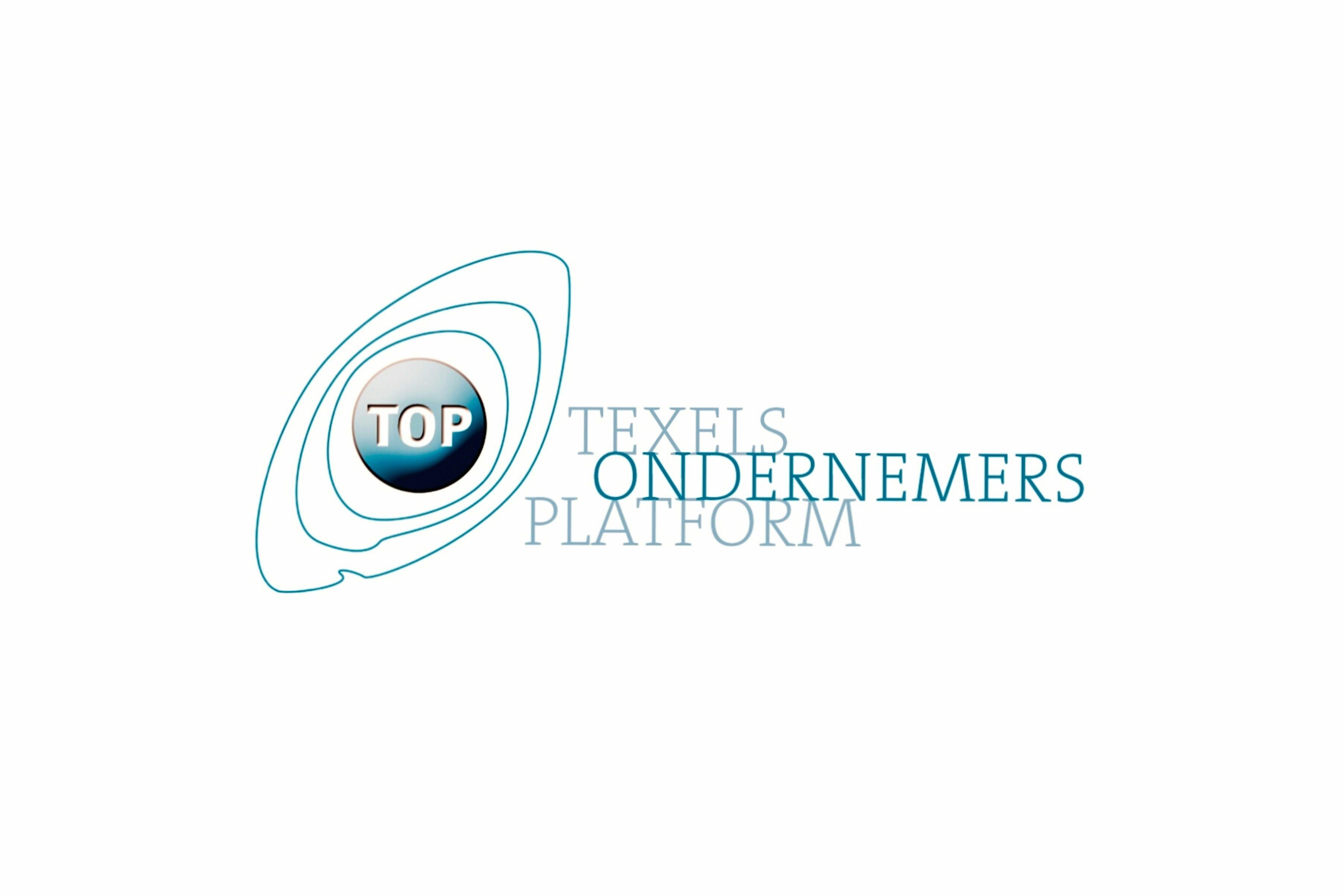 Logo van TOP Texel VVV Texel