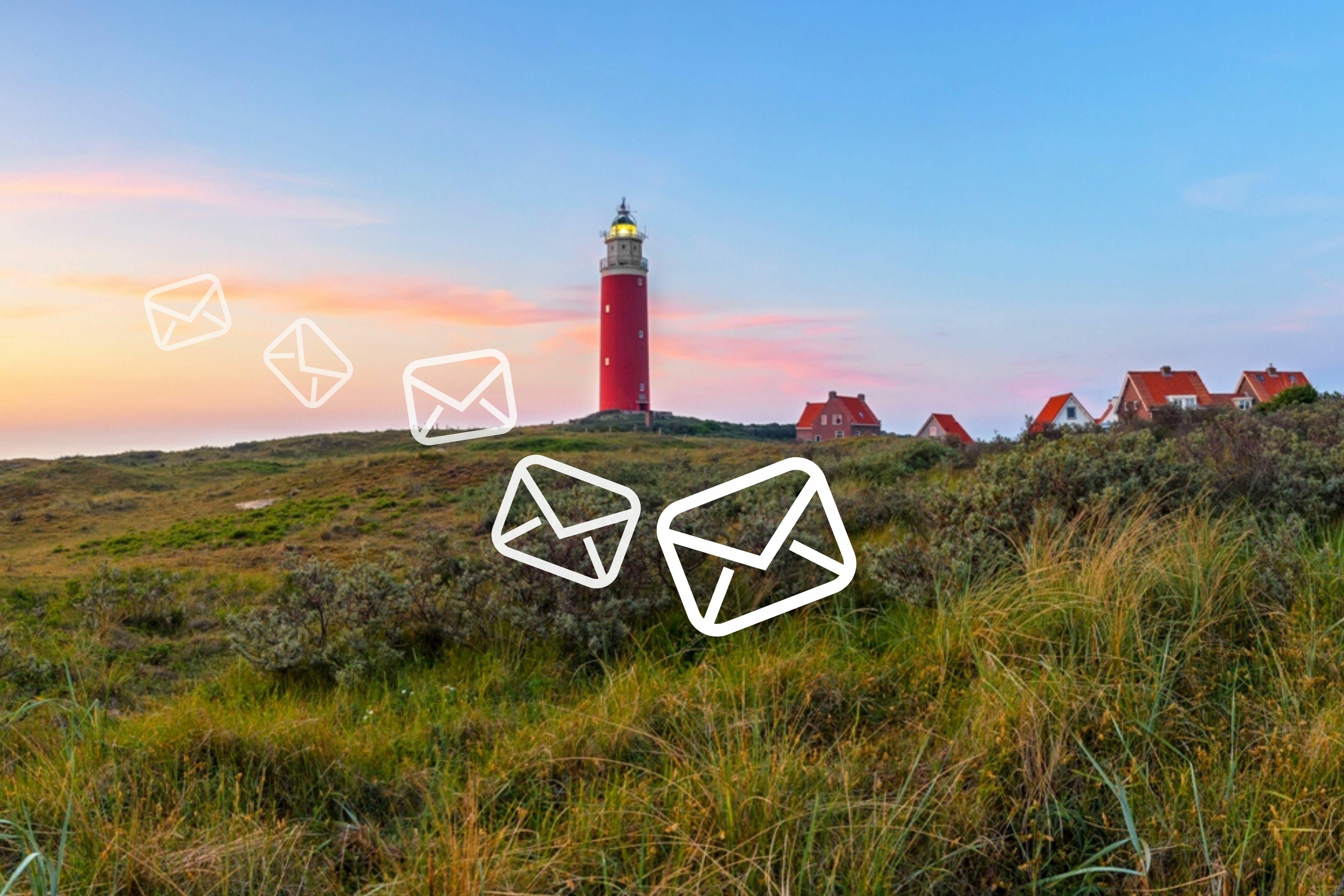 Nieuwsbrief van Texel VVV Texel