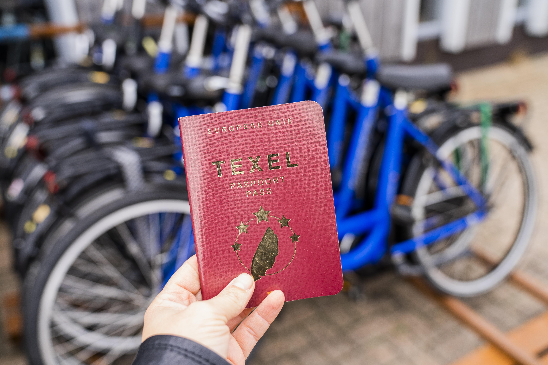 Korting op fietshuur Texel Paspoort VVV Texel
