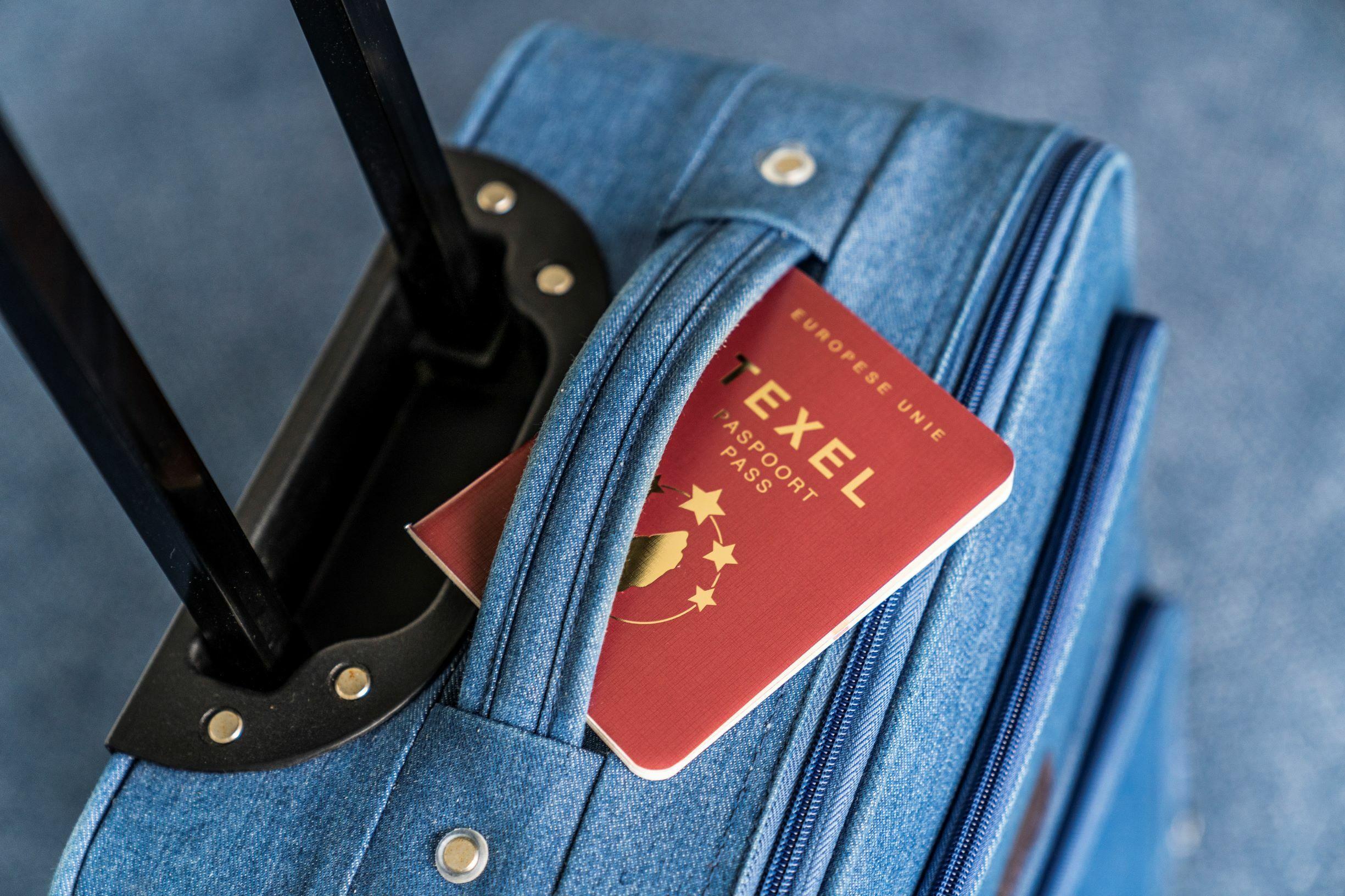 Texel Paspoort mee op reis VVV Texel