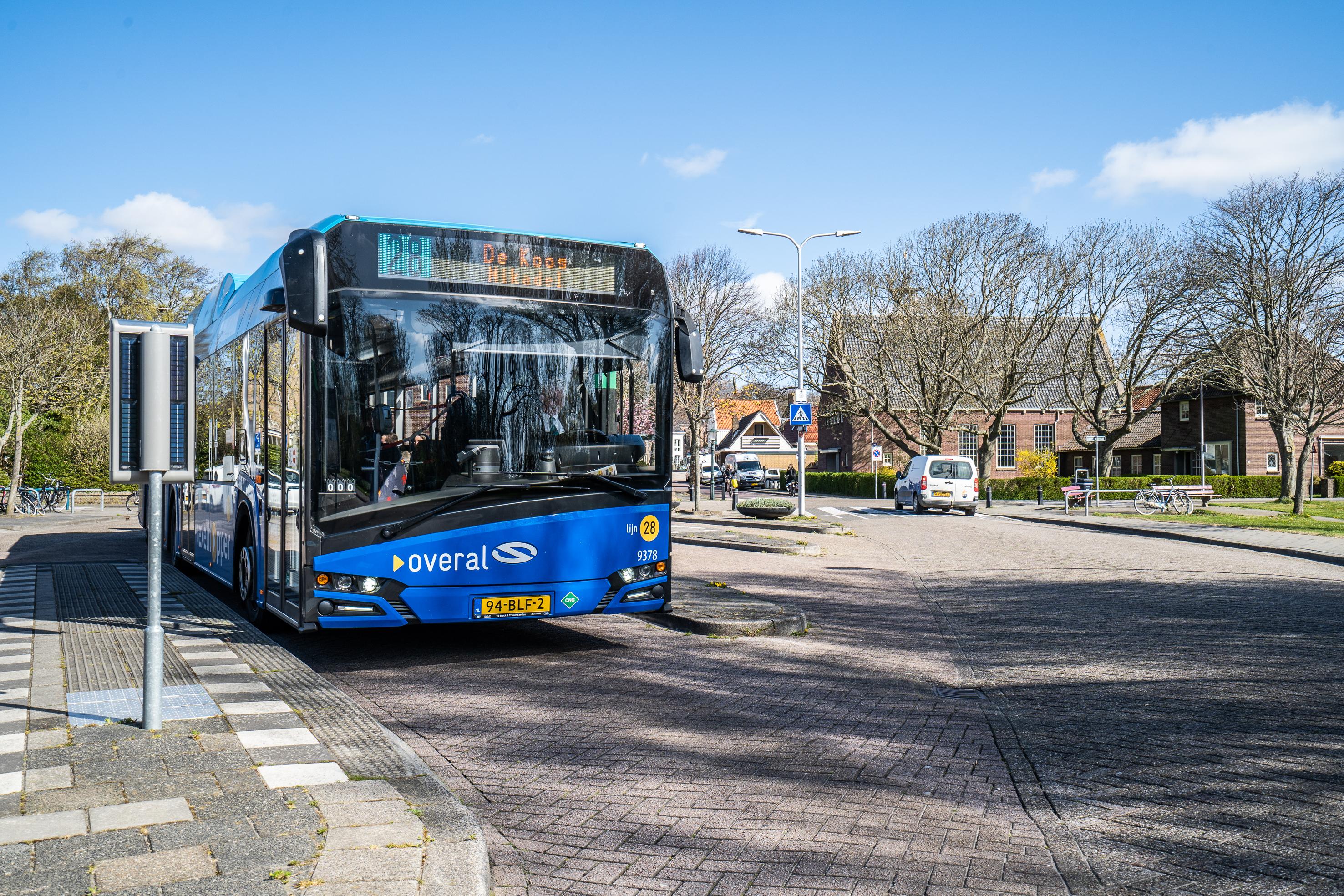 Lijn 28 van Texelhopper VVV Texel 1